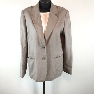 Lafayette 148 Women's Double Button Blazer